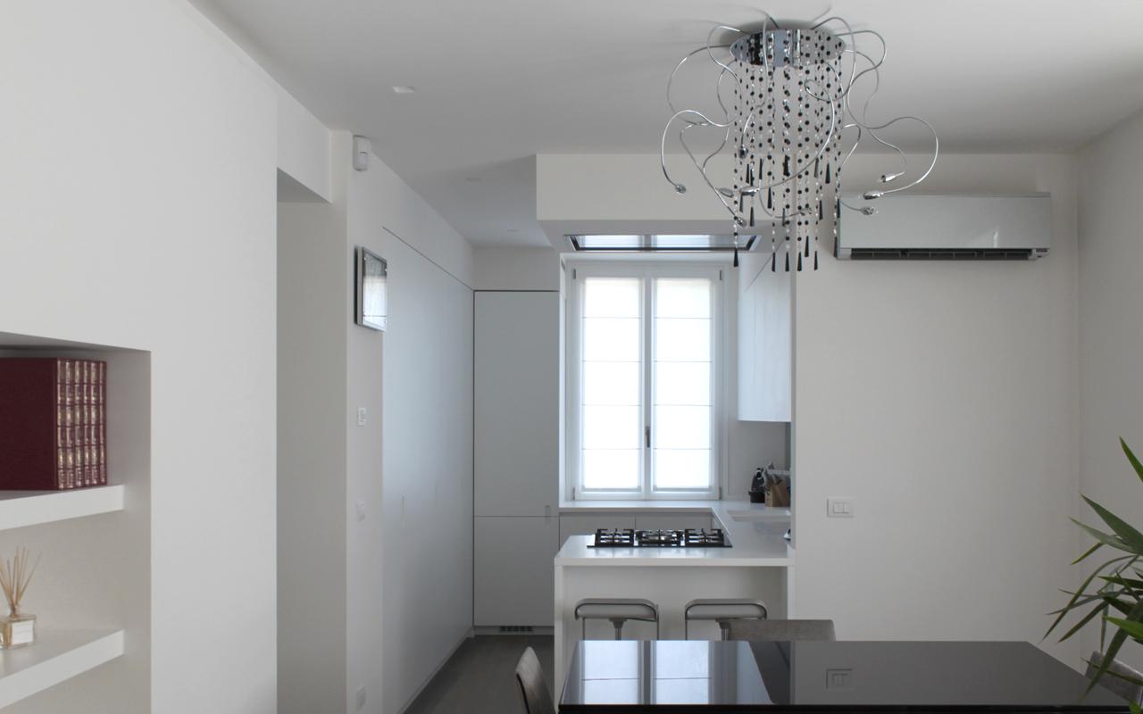 A03  Ristrutturazione appartamento Bologna  Matteo Spattini Architetto