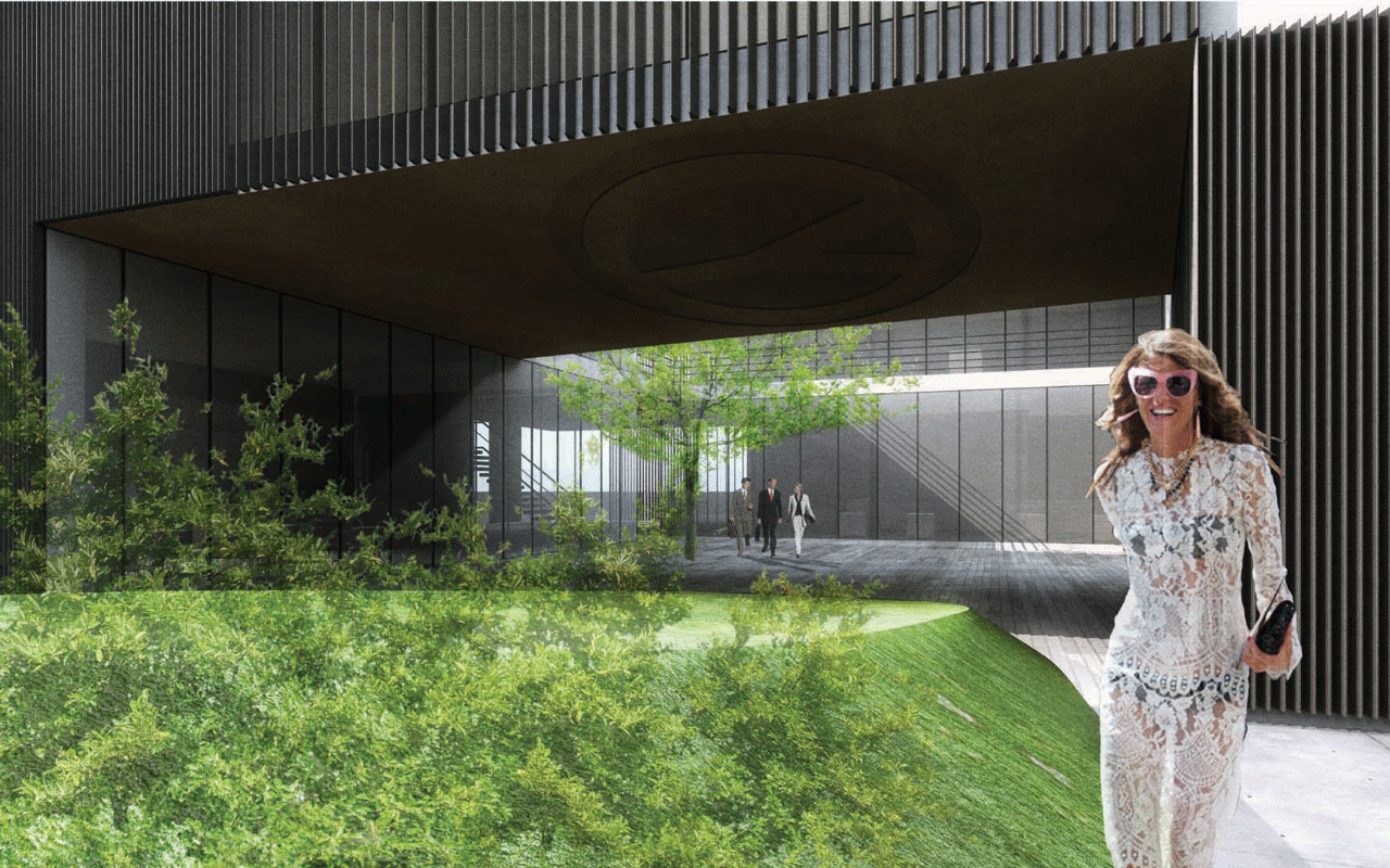 Uffici Yoox Milano : C03 headquarters yoox s.p.a. milano matteo spattini architetto