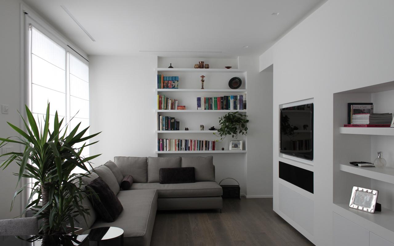 Matteo spattini architetto studio di architettura for Case di architetti moderni